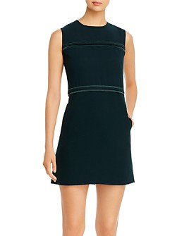 Donna Karan - Piped Mini Dress