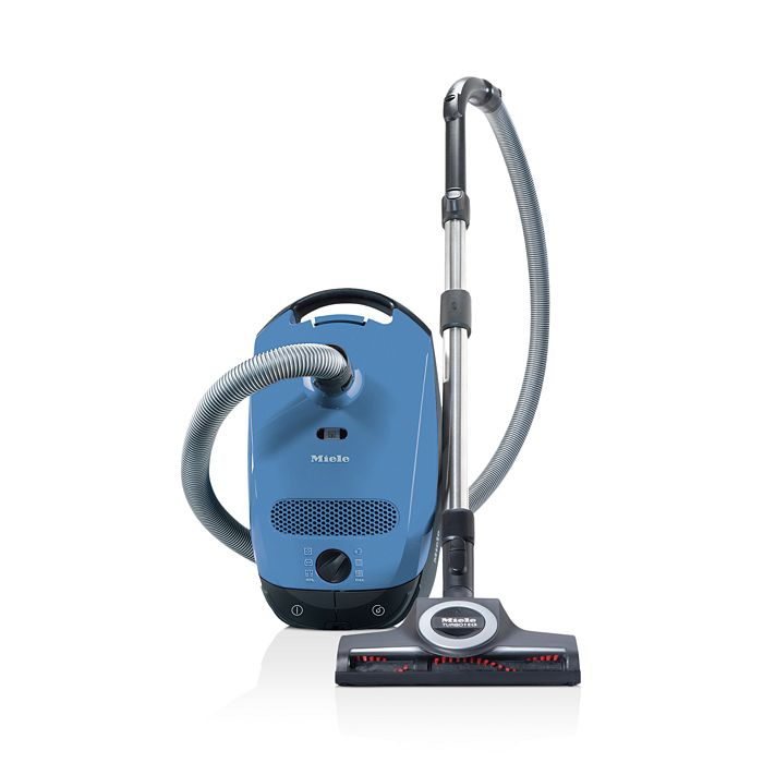 Miele - Classic C1 Turbo Team Canister Vacuum