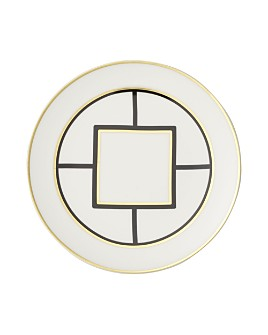 Villeroy & Boch - Metro Chic Salad Plate with White Rim