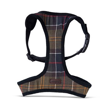Barbour - Tartan Dog Harness