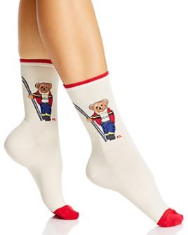 Ralph Lauren - Ski Bear Socks