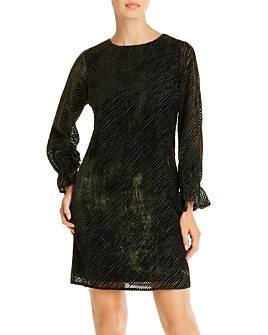 Sam Edelman - Velvet Shift Dress