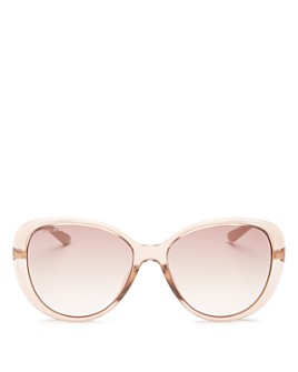 Jimmy Choo - Women's Amira Butterfly Sunglasses, 57mm