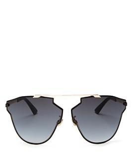 Dior - Women's DiorSoRealFast Brow Bar Mask Sunglasses, 69mm