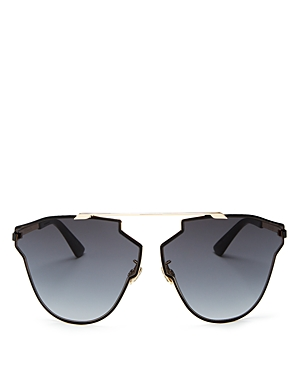 Dior Women\\\'s DiorSoRealFast Brow Bar Mask Sunglasses, 69mm-Jewelry & Accessories
