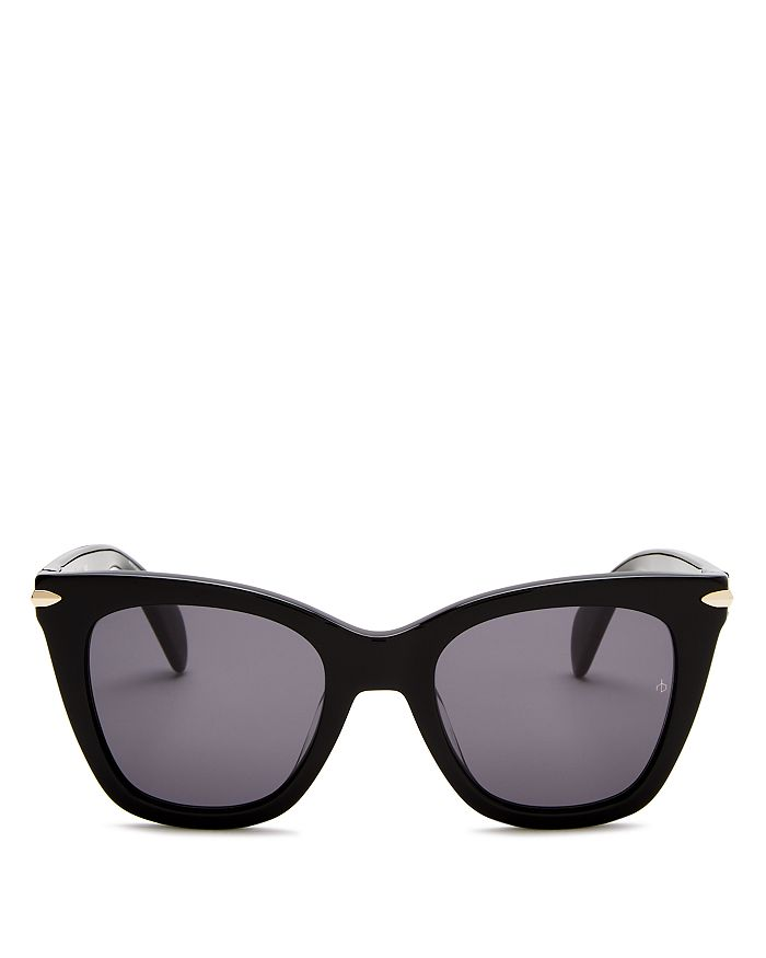 rag & bone - Women's Square Sunglasses, 52mm