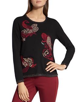 BASLER - Paisley Sweater