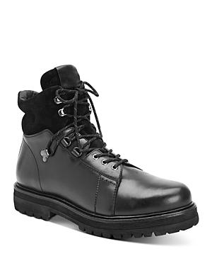 Allsaints Boots DILLON LEATHER BOOTS