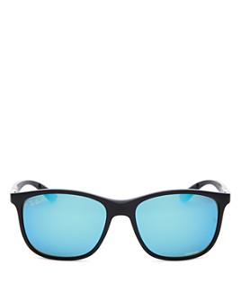Ray-Ban - Men's Chromance Super Sporty Polarized Square Sunglasses, 58mm