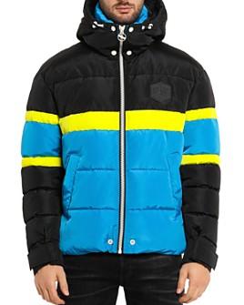 Diesel - W-Martos Regular Fit Puffer Jacket
