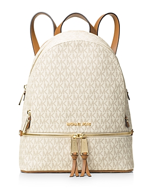 Michael Michael Kors Logo Medium Backpack