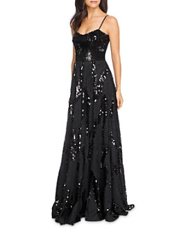 Dress the Population - Marianna Sequin Gown