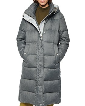 Andrew Marc - Waldwick Brushed Puffer Coat