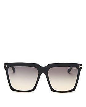 Tom Ford - Women's Sabrina Square Sunglasses, 58mm