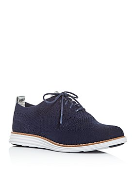 Cole Haan - Women's Original Grand Stitchlite Knit Wingtip Oxfords II