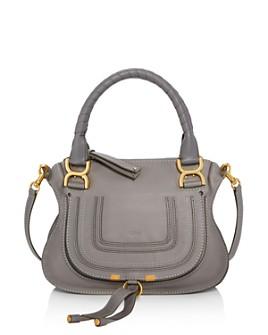 Chloé - Marcie Small Leather Satchel