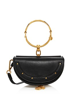 Chloé - Nile Medium Leather Minauderie Crossbody