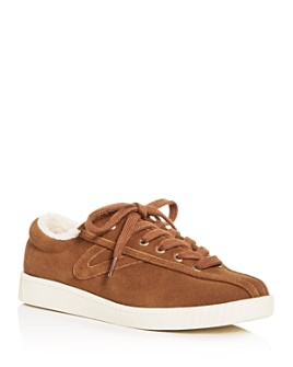 Tretorn - Women's Nylite Low-Top Sneakers