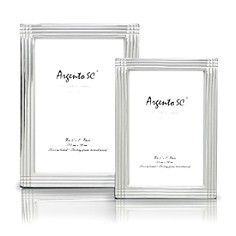 "Argento ""Axis"" Sterling Silver Frames - Bloomingdale's_0"