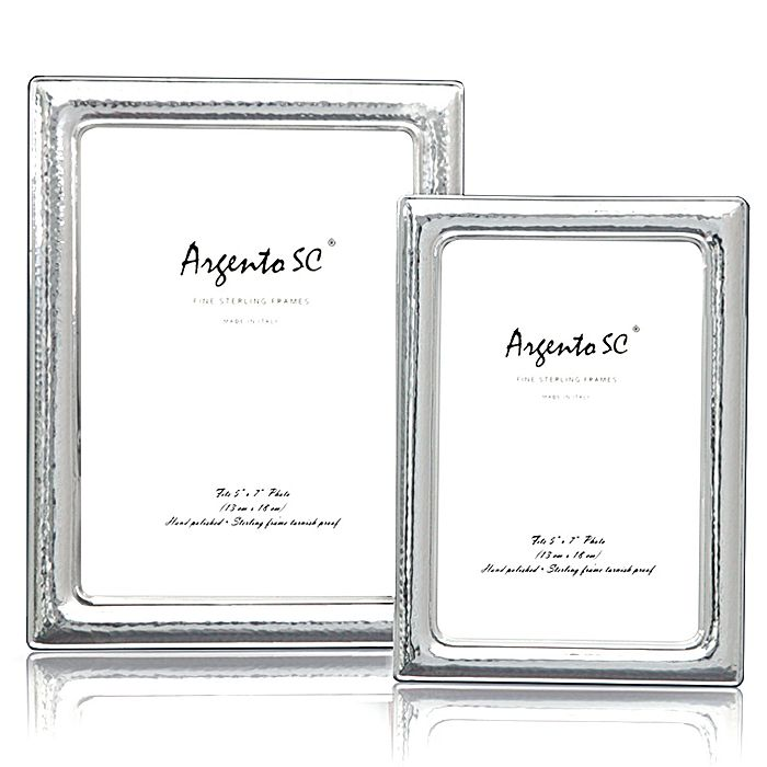 "Argento SC - Argento ""Hammered Small"" Frame, 8"" x 10"""