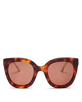 Gucci - Women's Square Sunglasses, 51mm
