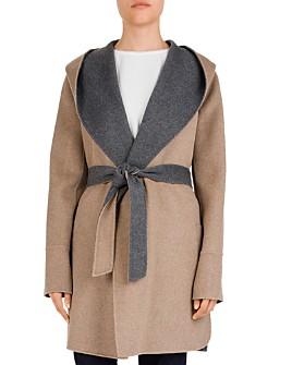 Gerard Darel - Prague Double-Face Wool Coat