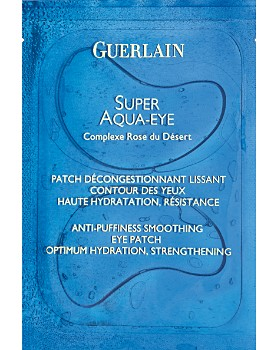 Guerlain - Super Aqua Eye Patch Anti-Puffiness Smoothing Eye Patch