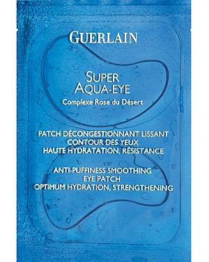 Guerlain Super Aqua Eye Patch Anti-Puffiness Smoothing Eye Patch