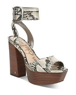 Sam Edelman - Women's Rain Platform Sandals