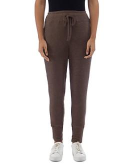 B Collection by Bobeau - Brushed Knit Jogger Pants