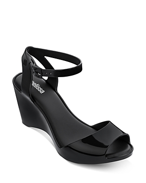 Melissa Women\'s Blanca Wedge Heel Sandals