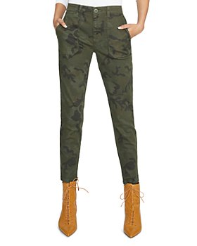 Sanctuary - Palmer Camouflage Cigarette Skinny Jeans