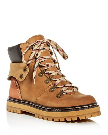 See by Chloé - Women's Hiker Boots