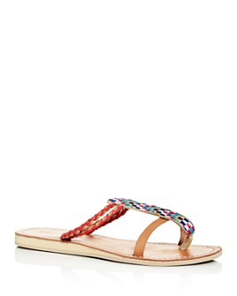 Cocobelle - Women's Cali Braided Strappy Sandals