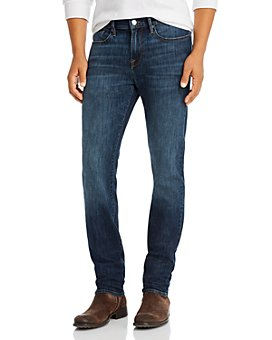 FRAME - L'Homme Skinny Fit Jeans in Isaiah