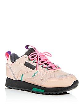 Reebok - Women's Classic Ripple Trail Low-Top Sneakers