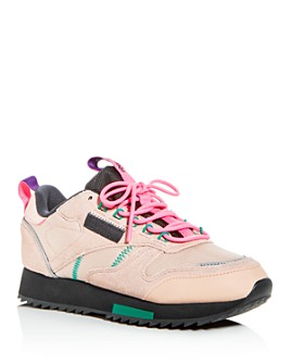 Reebok - Women's Classic Ripple Trail Low-Top Sneakers