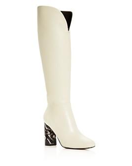 Sigerson Morrison - Women's Barretta Square-Toe Boots