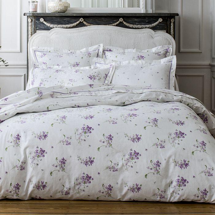 Anne de Solene - Violette Bedding Collection