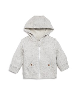 Oliver & Rain - Unisex Speckled Knit Hoodie - Baby