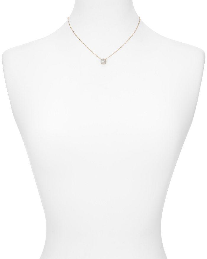 Kendra Scott Jolie Short Pendant Necklace 15 18 In Gold