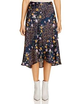 Vero Moda - Floral-Print Skirt