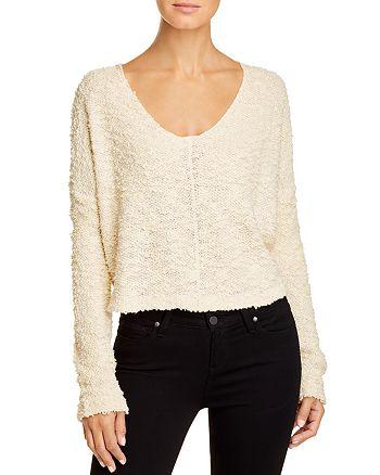 Elan - Cotton Bouclé Sweater