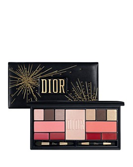 Dior - Sparkling Couture Palette Color & Shine Essentials for Face, Eyes & Lips