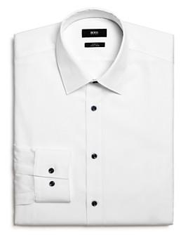 BOSS - Jano Solid Slim Fit Dress Shirt