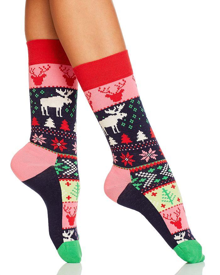 Happy Socks - Fair Isle Socks