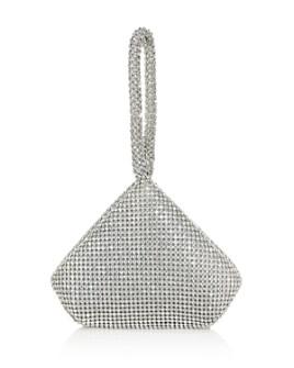AQUA - Crystal-Embellished Wristlet - 100% Exclusive