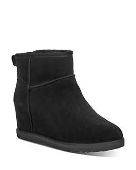 UGG® - Women's Classic Femme Mini Wedge Booties
