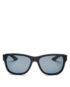 Prada - Men's Polarized Sport Square Sunglasses, 57mm