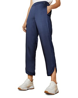 Ted Baker - Ginana Contrast Trim Relaxed Jogger Pants